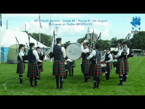 10 The College of Piping (Summerside) (Canada) - 2017 Grade 4B Novice B North Berwick