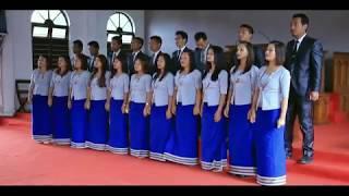 Lamka Pastorate Choir - Hebrai Mi Thiangtho