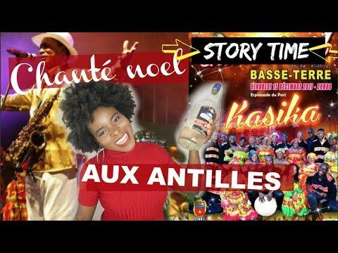 STORY TIME : LES CHANTS DE NOEL AUX ANTILLES