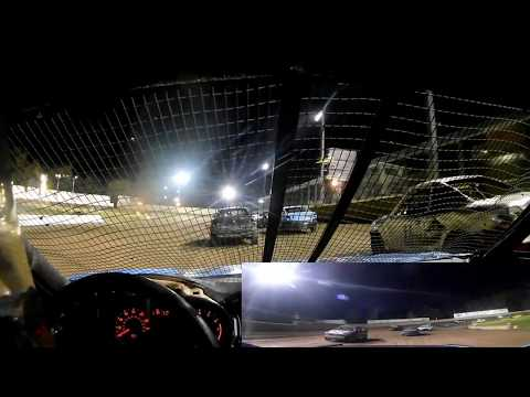 Accord Speedway 4 Cylinder Held Over Feature Race 9/13