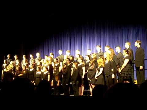 Rondout Valley High school Spring 2014 Chorus concert Part 5