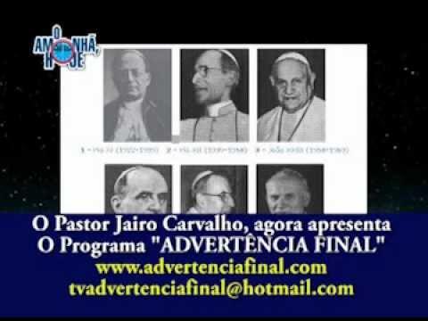 Vídeo Curso bíblico grátis por correspondência