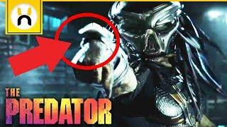 The Predator Trailer BREAKDOWN - Easter Eggs and Things You Missed
