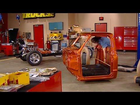 Project Copperhead: 1967 Chevy C10 Interior - Part 5 Trucks! S5, E18