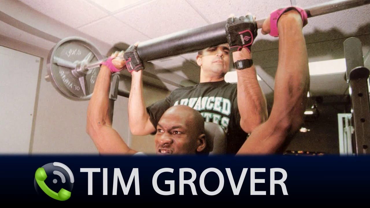 Who is tim grover