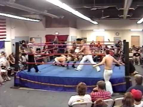 World Of Hurt Wrestling - Wrestlefest,  July 22, 2005