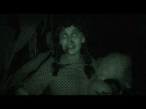 Haunted Corn Maze at Stocker Farm's Field of Screams w/ Suzy Slasher