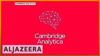 🇺🇸 'Cambridge Analytica harvested data of 50 million Facebook users' | Al Jazeera English