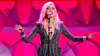Bebe Rexha Performs 'Me, Myself, & I' at the 27th Annual #GLAADAWARDS