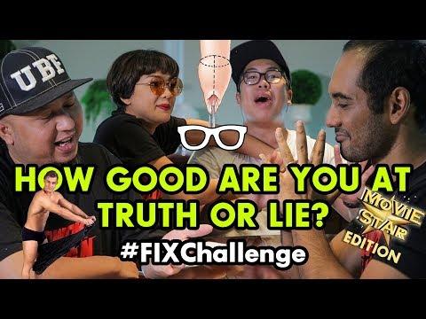 #FIXChallenge: Truth or Lie (Feat. Ario Bayu & Nirina Zubir)