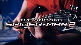 Download The Amazing Spider-Man 2 Theme on Guitar + TAB MP3 song and Music Video