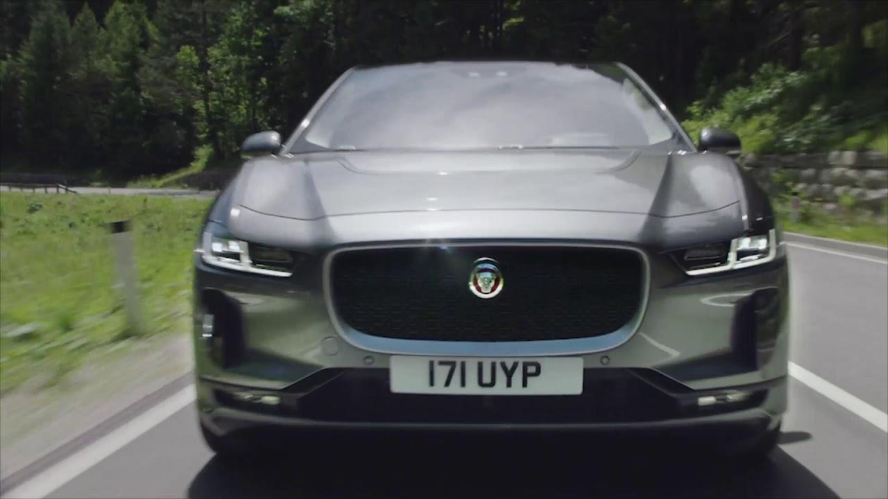 The New Jaguar I-PACE : Taggarts Jaguar