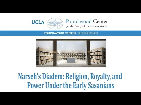 Thumbnail of Narseh's Diadem: Religion, Royalty, and Power under the Early Sasanians video