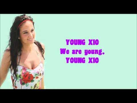 Tulisa - Young Lyrics Video