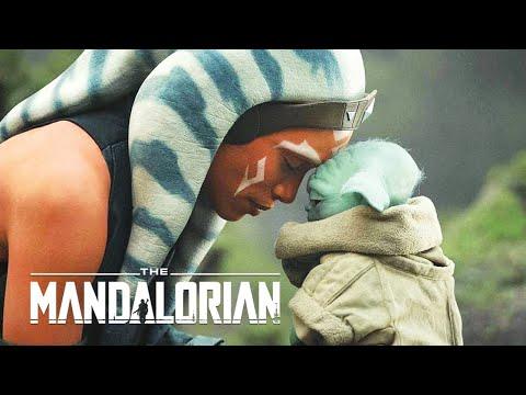 Star Wars The Mandalorian Season 2 Teaser - Ahsoka New Spinoff Breakdown And New Characters