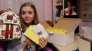 Unboxing 3 FairyTail boxů - Harry potter, Star Wars, Disney