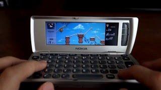 Nokia 9210 - Rayman game