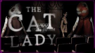 The Cat Lady #3 - Z portfolio X