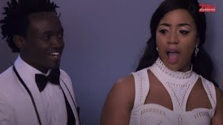 Tears as Bahati Surprises Diana with a New Fully furnished Home
