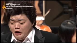 """2013 Seoul International Music Competition """"3rd Prize_Junghoon Kim""""(Final Round)"""