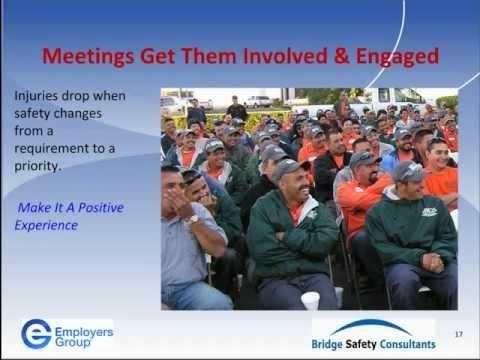 Developing a Safety Incentive Program