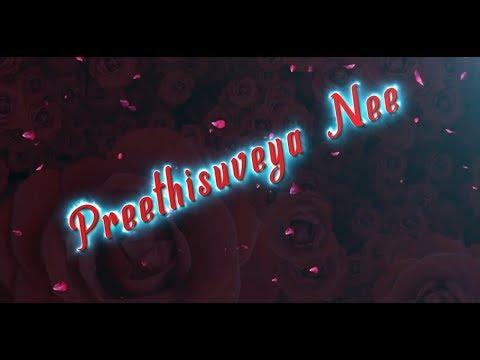 Preethisuveya Nee || Kannada Version song || Aashiqui 2 Movie || Kannada cover song