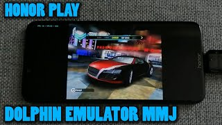 Honor Play - Need for Speed: Carbon - Dolphin Emulator 5.0-10648 (MMJ) - Test