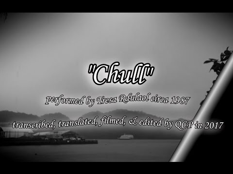 """Chull"" by Tresa Rdulaol with Karaoke lyrics and translation"