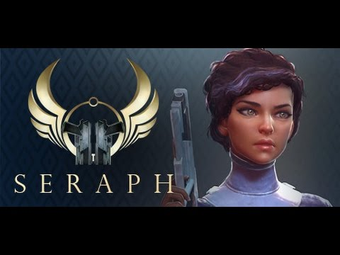 [Early Access] Seraph || Acrobatic Side-Scrolling Action Shooter