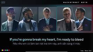 (PG Lyrics+Vietsub) Let It Be Me - Steve Aoki ft. Backstreet Boys [onlyforfans]