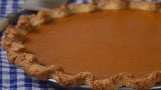 Sweet Potato Pie Re¢ipe Demonstration - Joyofbaking.com