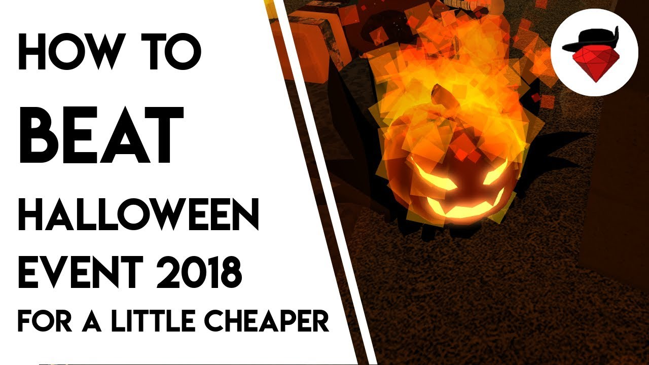 How To Beat Halloween Event 2018 Cheaper Strategy 2 Tower