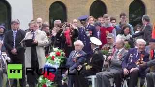 Российское посольство в Лондоне наградило медалями советских ветеранов