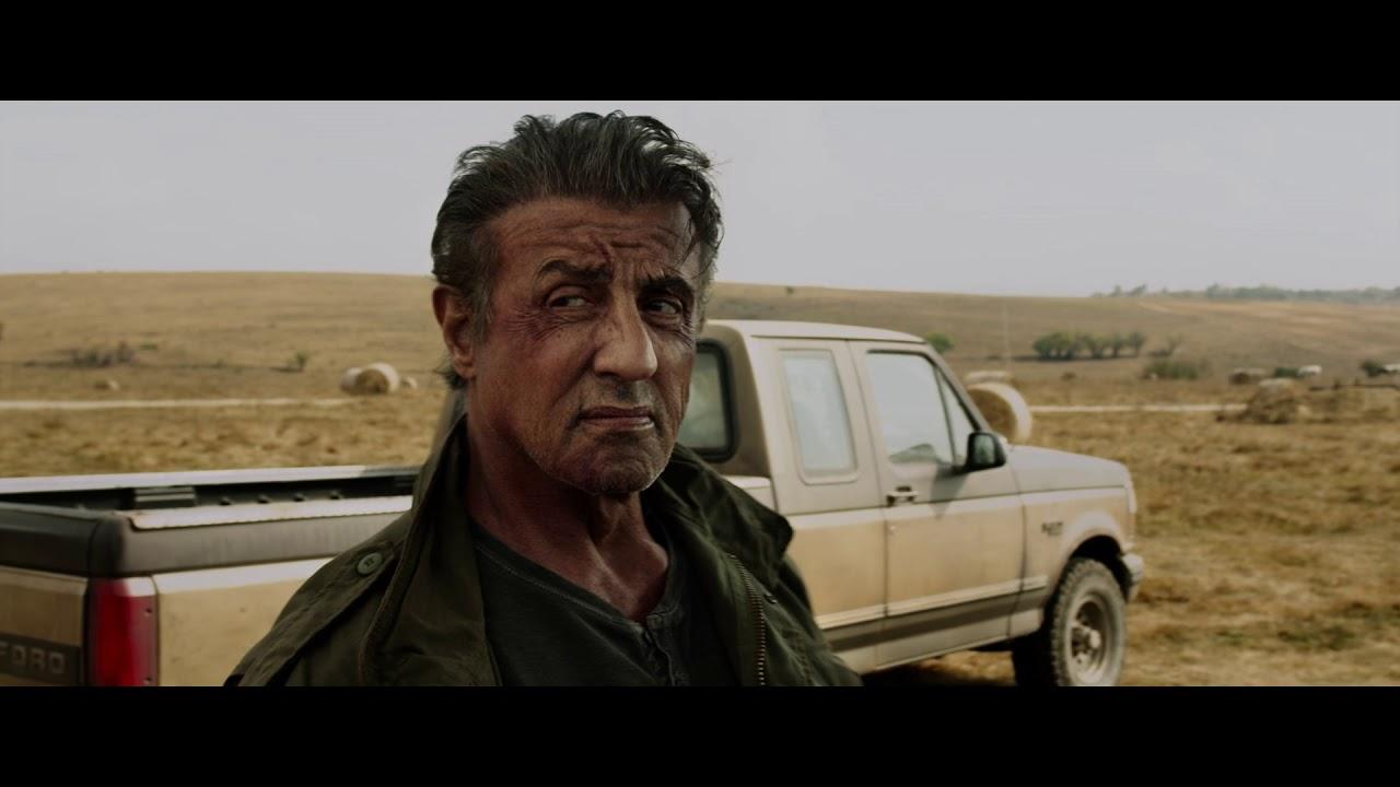 Rambo: Poslední krev - TEASER TRAILER, české titulky