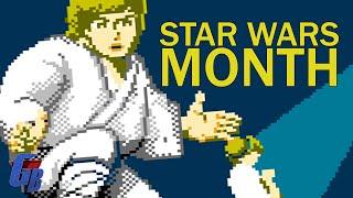 Star Wars (Famicom) - Star Wars Month [GigaBoots]