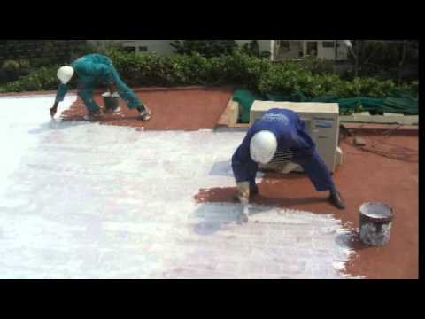 Heat Insulation Roof Pakistan Youtube