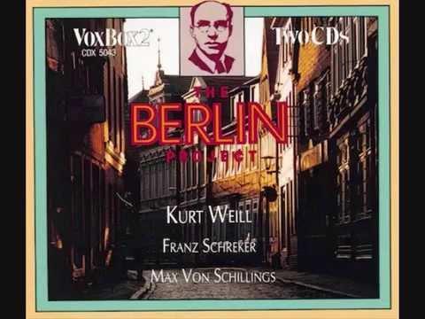Kurt Weill - Overture from The Threepenny Opera