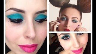 Trucco Topolona! Colorblock Makeup Tutorial