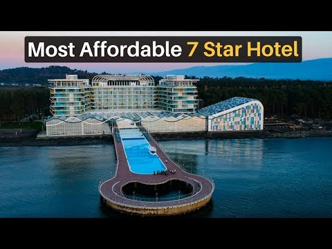 Most Affordable 7 Star Hotel