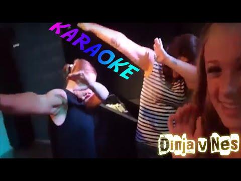 KARAOKE!!!! - DINJAvNES VLOG #93
