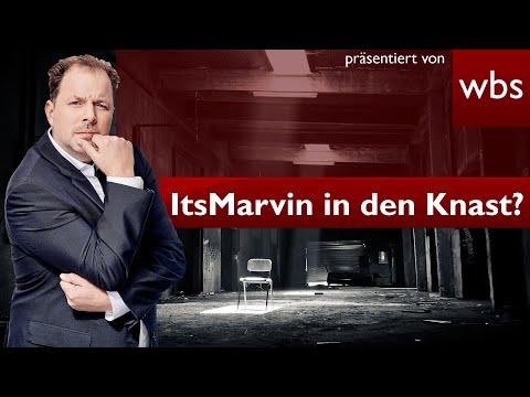 ItsMarvin veröffentlicht Krankenakten - Muss er in den Knast? | Rechtsanwalt Christian Solmecke