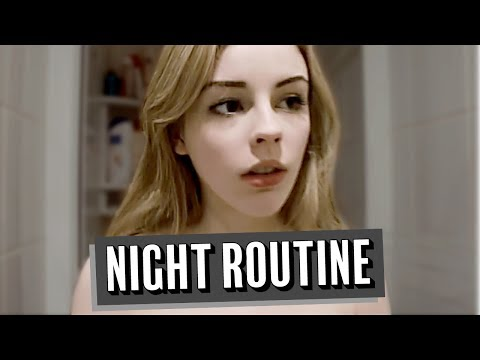 My Night Routine thumbnail