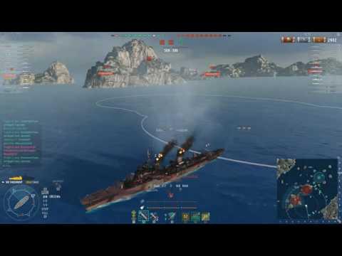 World of Warship - Tashkent - Weit weg vom Pro
