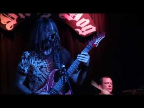 "OF THE SUN ""Tentacled Eye"" at Dirty Dog Bar, Austin, Tx. August 19, 2016"