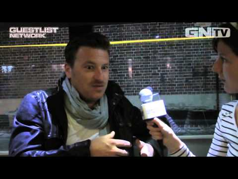 Parov Stelar Interview - Guestlist 2012