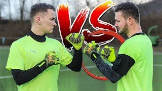Keeper-Battle: PUMA FUTURE GOALKEEPER GLOVES