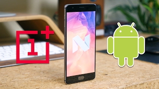 Android 7.0 Nougat on OnePlus 3T