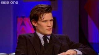 Doctor Who's New Tardis & Sonic Screwdriver - Friday Night with Jonathan Ross - S18 Ep10 - BBC One
