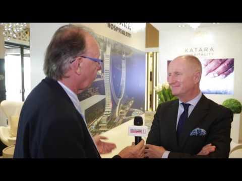 Andrew Humphries, chief operating officer, Katara Hospitality