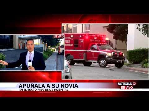 Apuñalo a una mujer en el sexto piso de un hospital - Noticias 62
